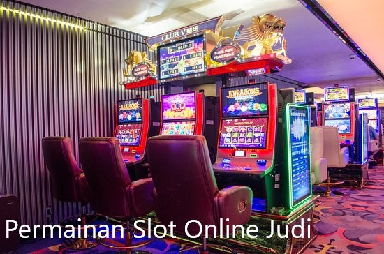 Bermain Permainan Slot Online
