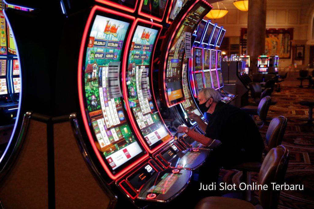 Main Slot Online Casino